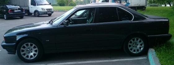 так вот выглядит машина сейчас, спустя пять лет посте покупки
